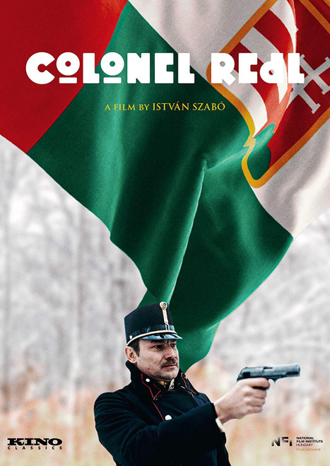 Colonel Redl (region-1 DVD)