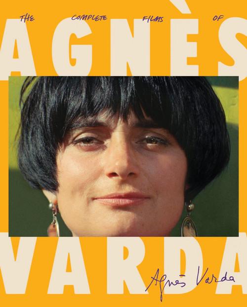 The Complete Agnes Varda (region-free blu-ray box)