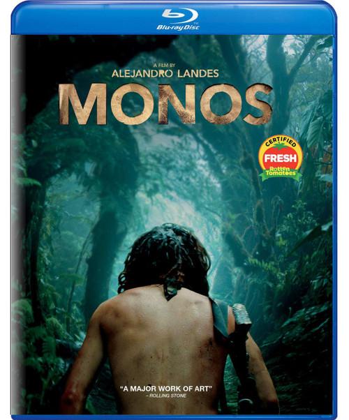 Monos (region-free blu-ray)