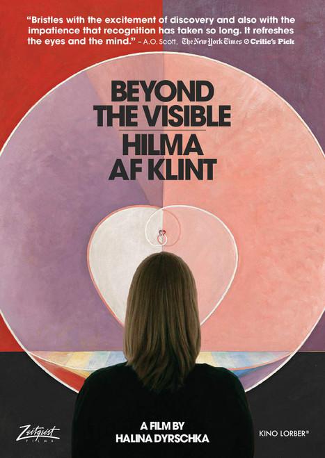 Beyond the Visible: Hilma af Klint (region-1 DVD)