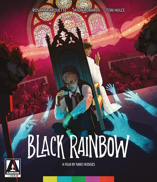 Black Rainbow (region-A blu-ray)
