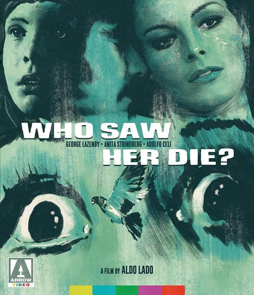 Who Saw Her Die? (region-A blu-ray)
