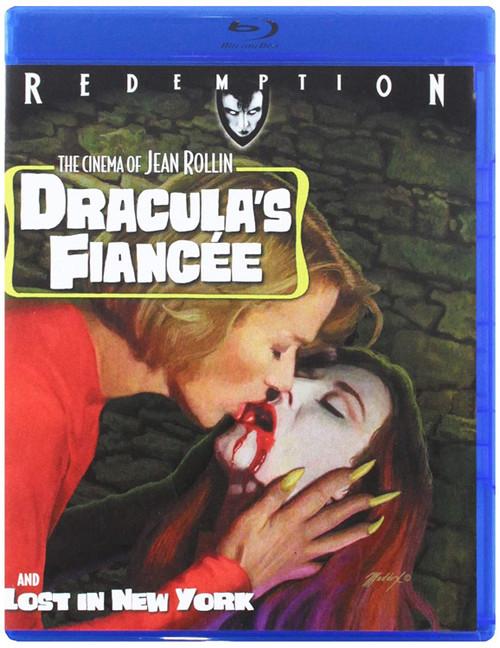 Dracula's Fiancee (region-A blu-ray)