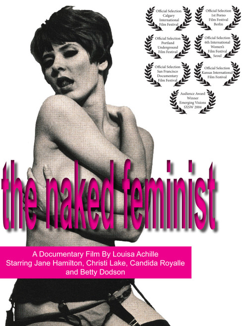 The Naked Feminist (region free DVD)