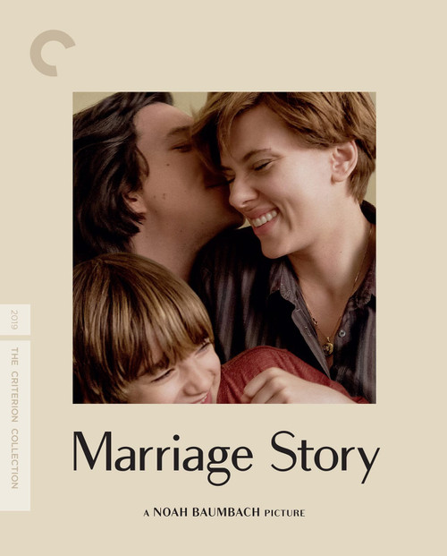 Marriage Story (Criterion region-1 2DVD)