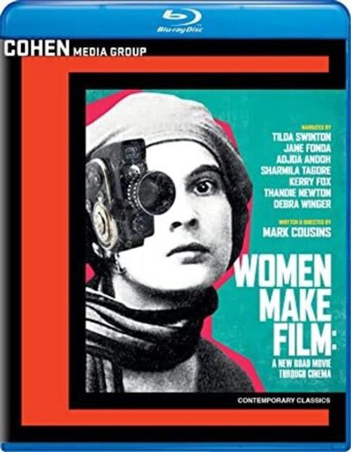 Women Make Film: A New Road Movie Through Cinema (region-A blu-ray)
