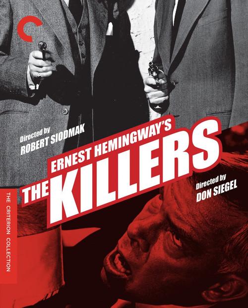 The Killers (Criterion region-1 2DVD)
