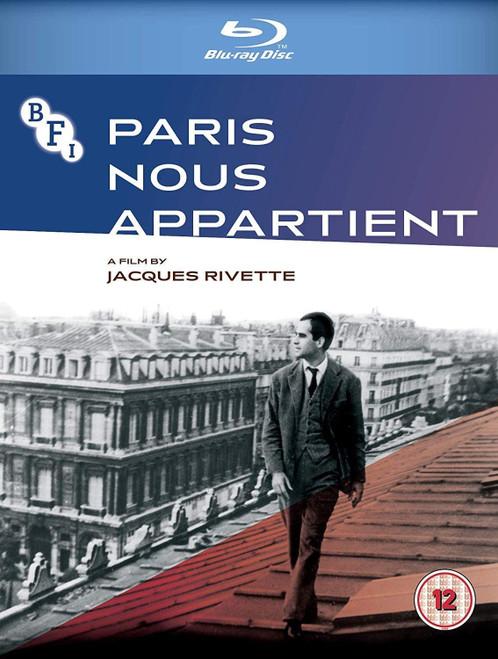 Paris Nous Appartient (region-B Blu-ray)