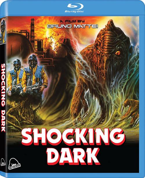 Shocking Dark (region-free blu-ray)
