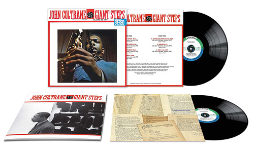 Giant Steps (60th Anniversary edition 2LP)