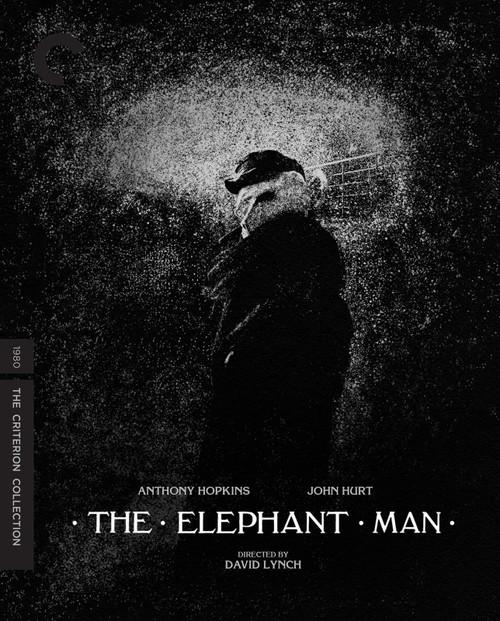 The Elephant Man (Criterion region-A blu-ray)