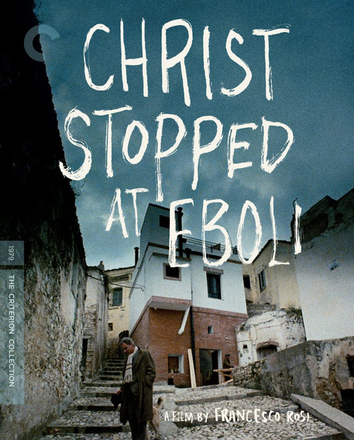 Christ Stopped at Eboli (Criterion region-A blu-ray)