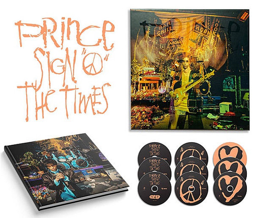 "Sign ""O"" The Time (super deluxe 8CD + DVD edition)"