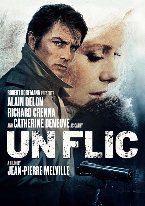 Un Flic (region-1 DVD)
