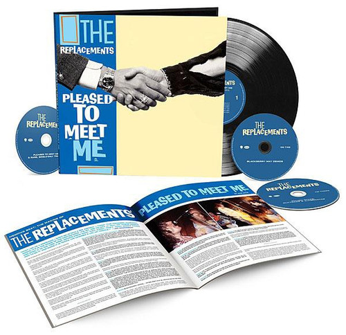 Pleased to Meet me (3CD + 1LP deluxe edition)