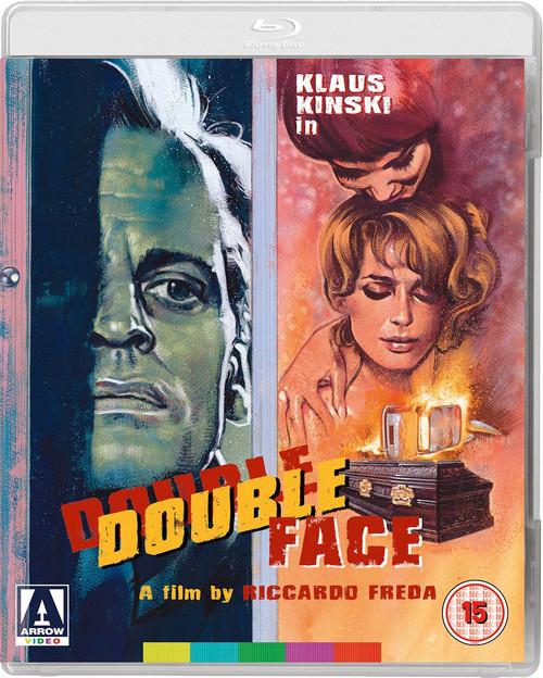 Double Face (region-B blu-ray)