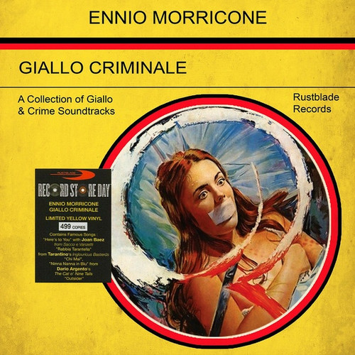 Giallo Criminale (limited edition yellow vinyl)