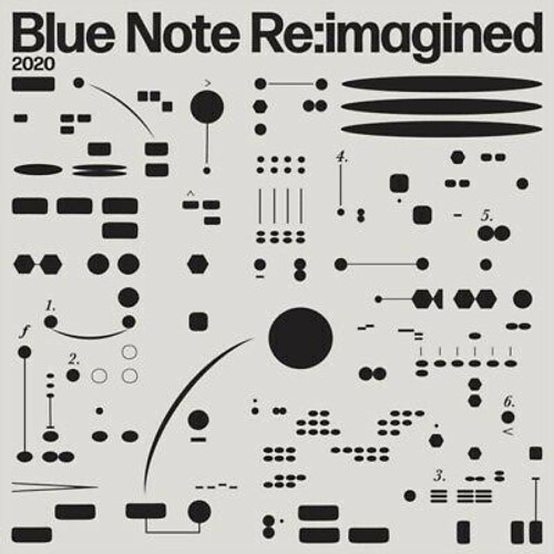 Blue Note Re:imagined (2LP vinyl edition)