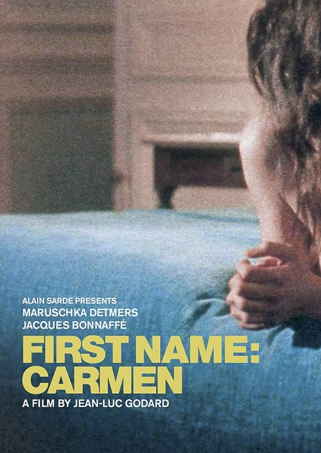 First Name: Carmen (region-1 DVD)