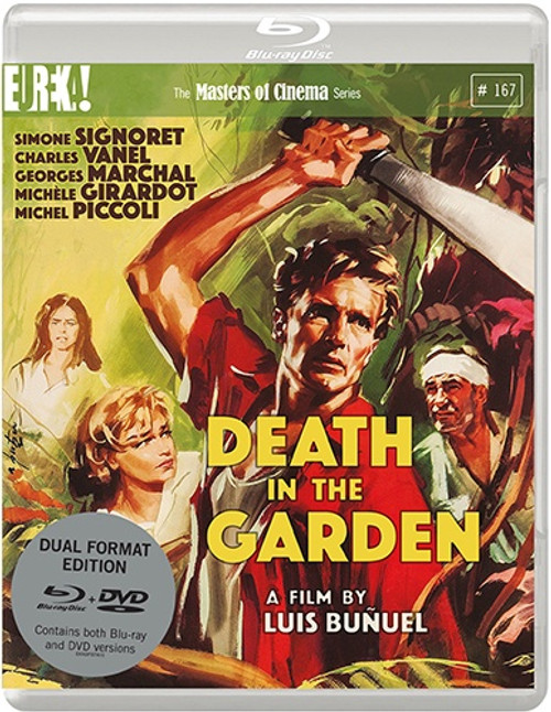Death in the Garden (region-B/2 blu-ray/DVD)