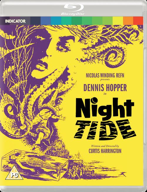 Night Tide (region-B Blu-ray)