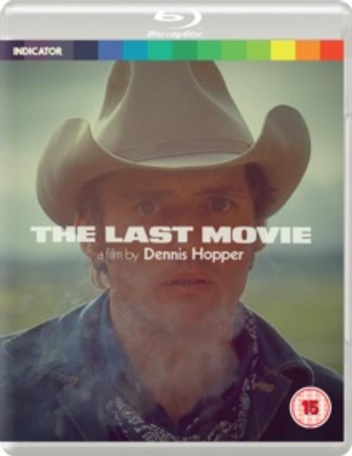 The Last Movie (region-B Blu-ray)