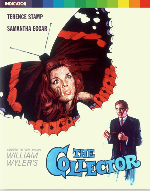 The Collector (region-B blu-ray)