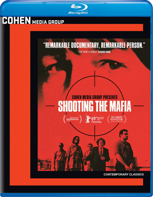 Shooting the Mafia (region-A blu-ray)