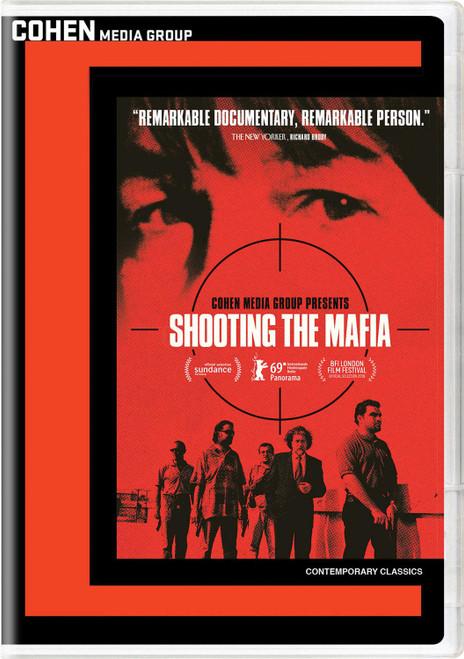 Shooting the Mafia (region-1 DVD)