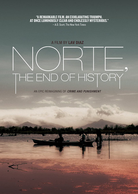 Norte, The End of History (region-1 2DVD)