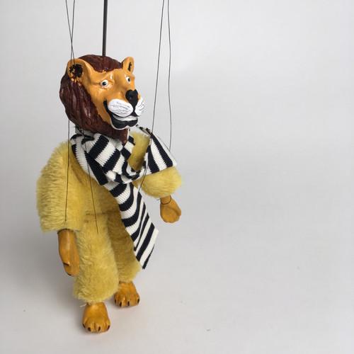 Lion Marionette