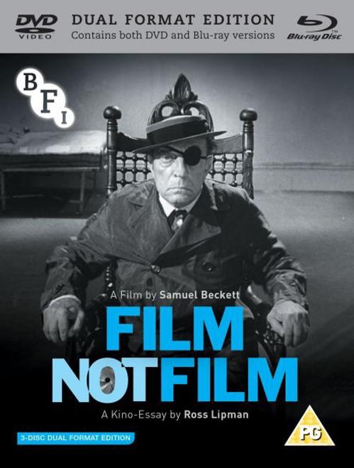Film Notfilm (region-B/2 blu-ray/DVD)