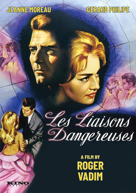 Les Liaisons Dangereuses (region-1 DVD)