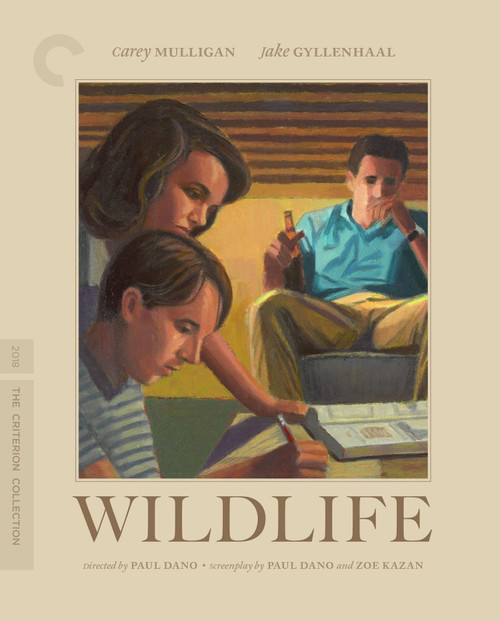 Wildlife (Criterion region-A blu-ray)