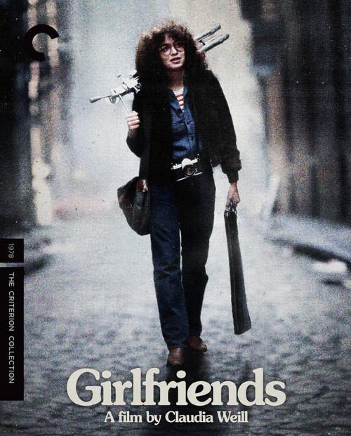 Girlfriends (Criterion region-1 DVD)