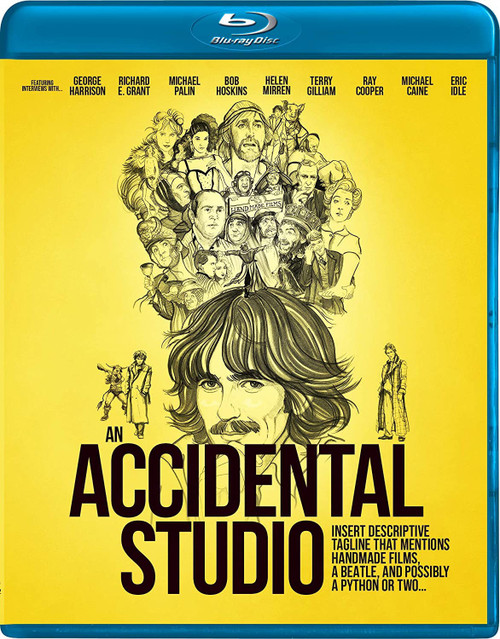 An Accidental Studio (region-A blu-ray)