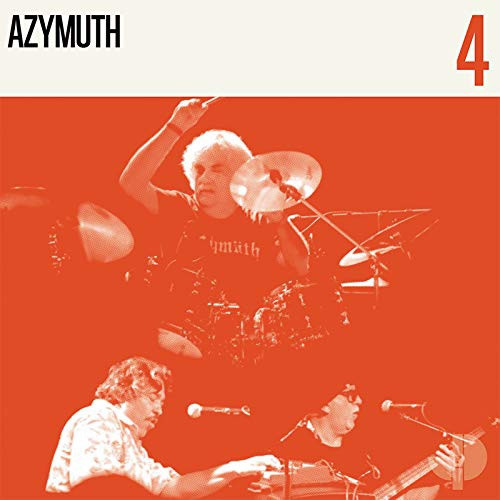 Jazz is Dead 4: Azymuth (double 45rpm vinyl)