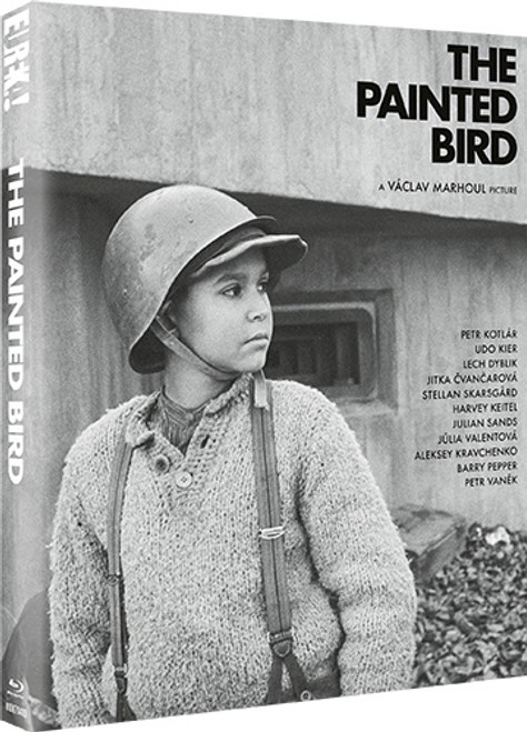 The Painted Bird (region-B Blu-ray)