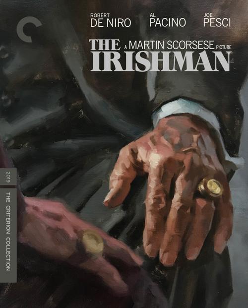 The Irishman (Criterion region-A 2blu-ray)