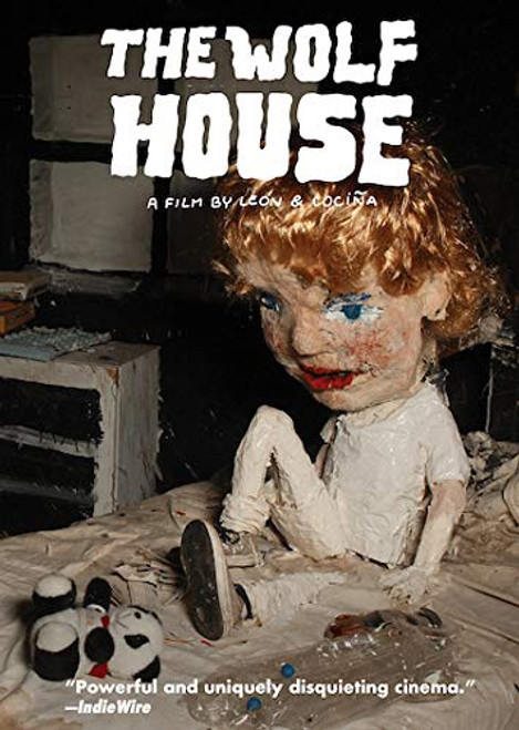 The Wolf House (region-1 DVD)