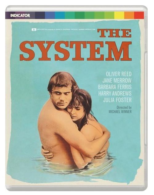 The System (region-free blu-ray)