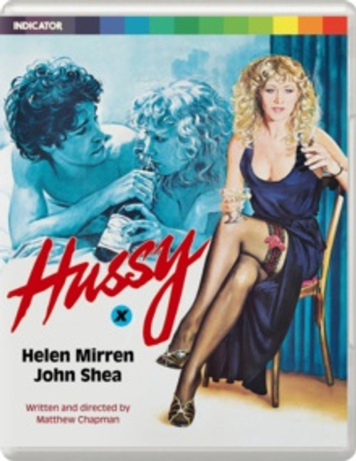 Hussy (region-free blu-ray)