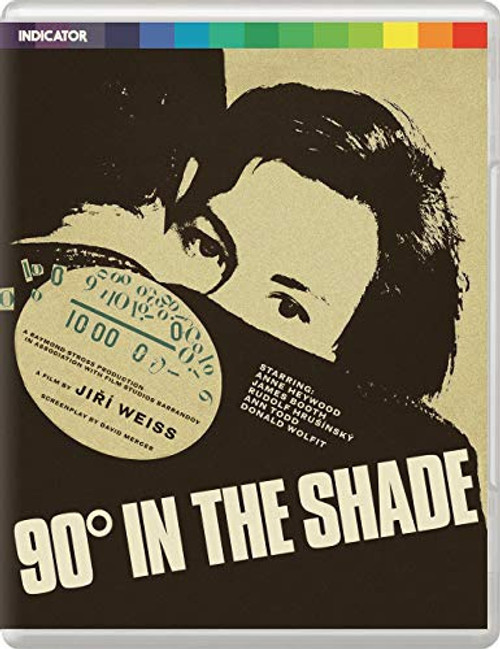 90 Degrees in the Shade (region-free blu-ray)