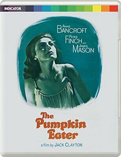 The Pumpkin Eater (region-free blu-ray)