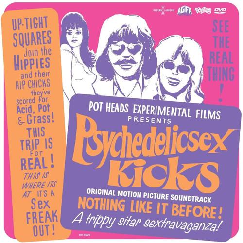 Psychedelic Sex Kicks (vinyl LP + DVD)