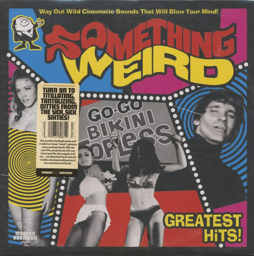 Something Weird Greatest Hits! (vinyl 2LP)