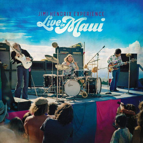 Live in Maui (3LP + Blu-ray set)