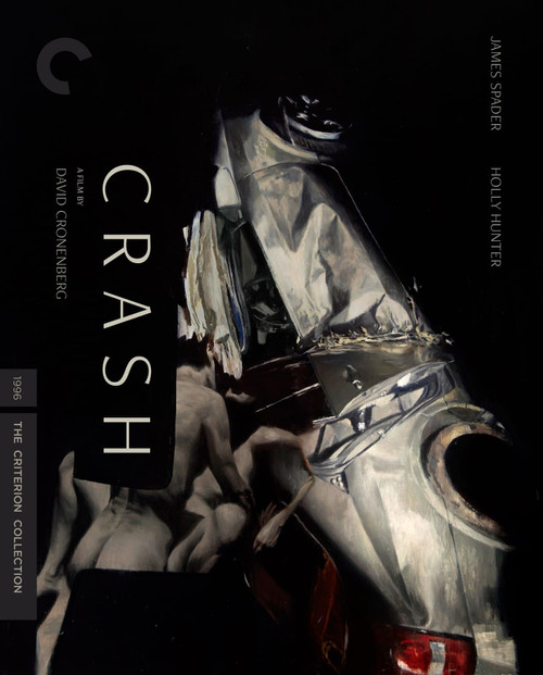Crash (Criterion region-1 2DVD)
