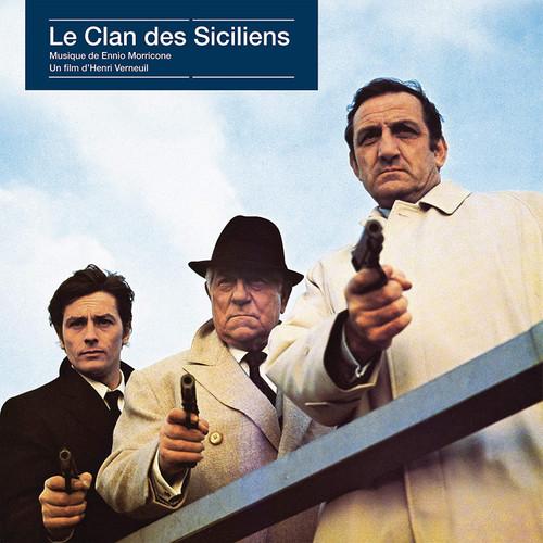 Le Clan Des Siciliens (The Sicilian Clan) (Original Soundtrack LP)