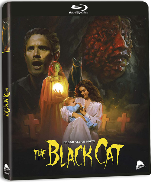 The Black Cat (region-A blu-ray)